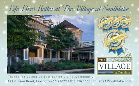 February 2021 newsletter by The Village At Southlake